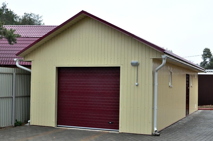 Фундамент под гараж своими руками пошаговая